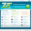 Zend Framework Website