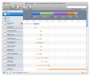 Safari 4 Beta - Developer Tools