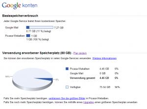 google-speicherplatz-erweitern